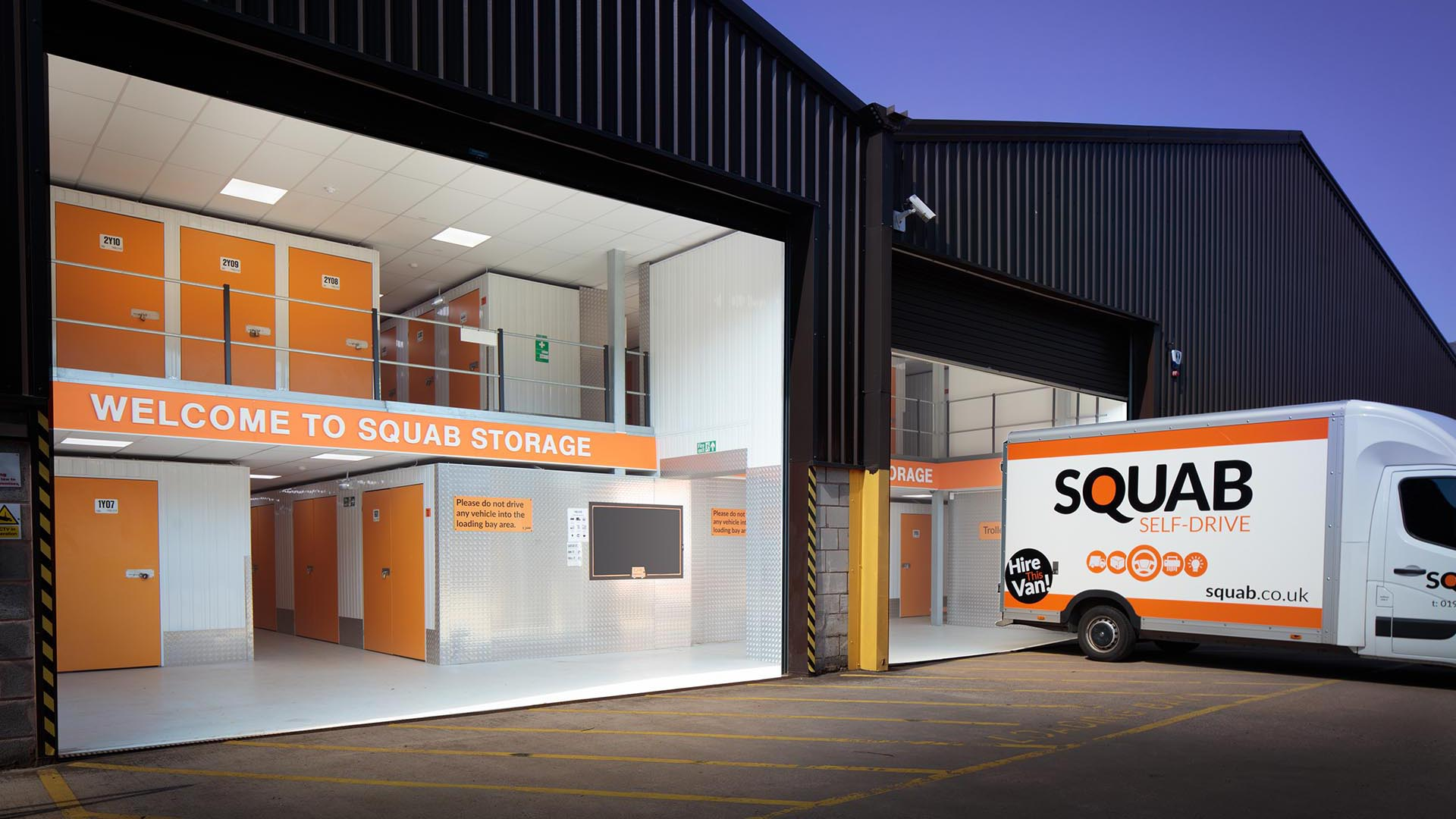 Squab Storage Why Self-Storage can be the Solution to Travelling