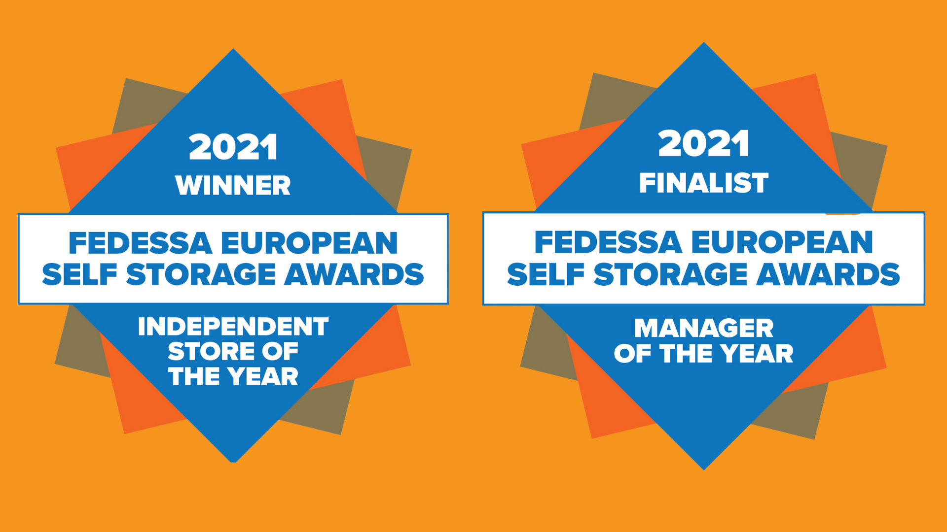 European Independent Self Storage Operator of The Year Awards